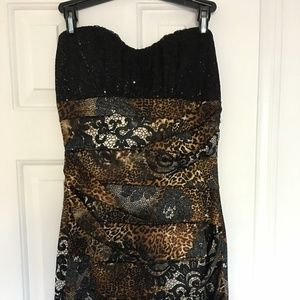 Evening or club dress - on hold